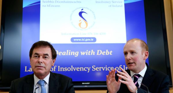 Launch of Public Information Campaign- Insolvency Service of Ireland (ISI)