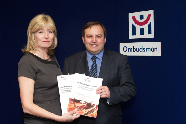 Ombudsman Remit Extended to 180 Public Bodies.