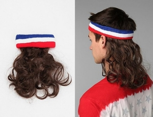 small_mullet wig