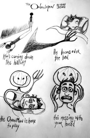 The onionman