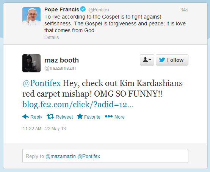 papalspam