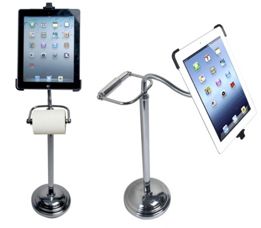 small_ipad toilet stand
