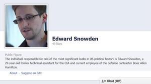 snowdenfacebook
