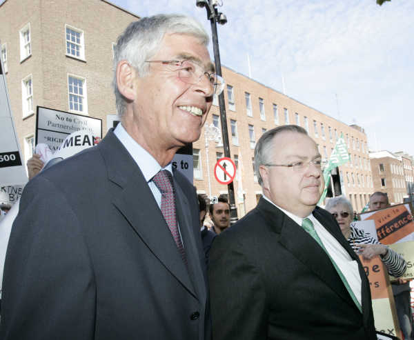 16/6/2010 Anglo Irish Bank Protests