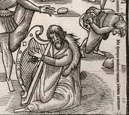Brageteóir: A medieval Irish jester who entertained his lord by farting