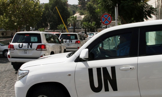 UN weapons inspectors to visit gas attack area