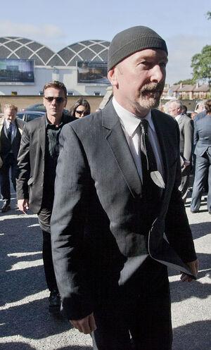 Seamus Heaney funeral