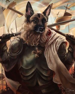 Joan of Bark