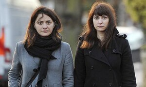 Elisabetta and Francesca Grillo faced charges of defrauding Nigella Lawson and Charles Saatchi