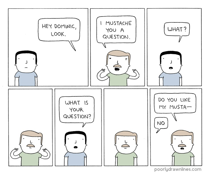 mustache-you