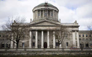 5/4/2013. The Four Courts