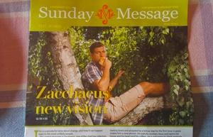 sunday message