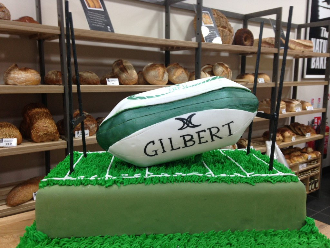 Gilbert cake