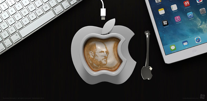 iCup-an-Apple-LogoShaped-Mug-2