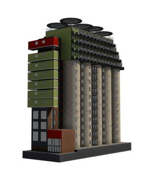 mill-junction-container-residences-overlook-johannesburg-designboom-10