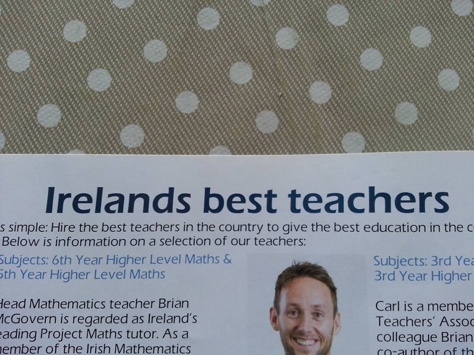 Irelandsbesteachers