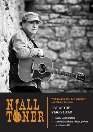 Niall Toner Poster 2014
