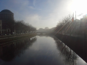 ODonovan Rossa Bridge from Fr Mathew Bridge 1