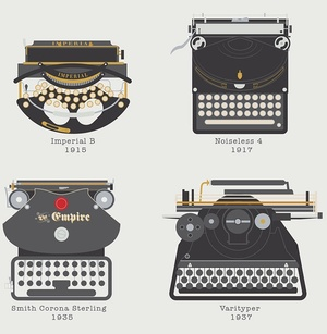 typewriters