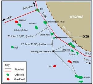 Ekeh Location Map