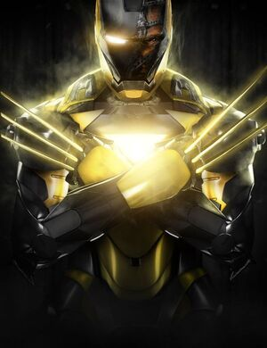 Insane-Iron-Man-mash-up-by-BossLogic-Wolverine