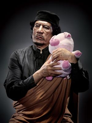 Muammar-Qaddafi