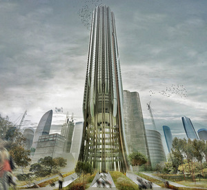 hyper-speed-vertical-train-hub-skyscraper-designboom-01