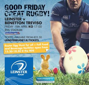 leinster poster ad