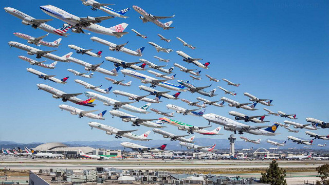 planes-LA