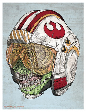 Zombie-Iconic-Pop-Culture-Characters-by-Albert-3
