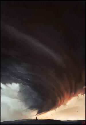 clouds_caster_by_gaudibuendia-d71h7y7