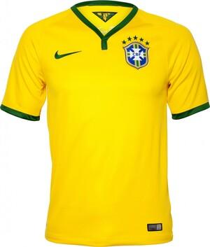 Life Style Sports- Nike Adult Brazil Home Jersey- E64