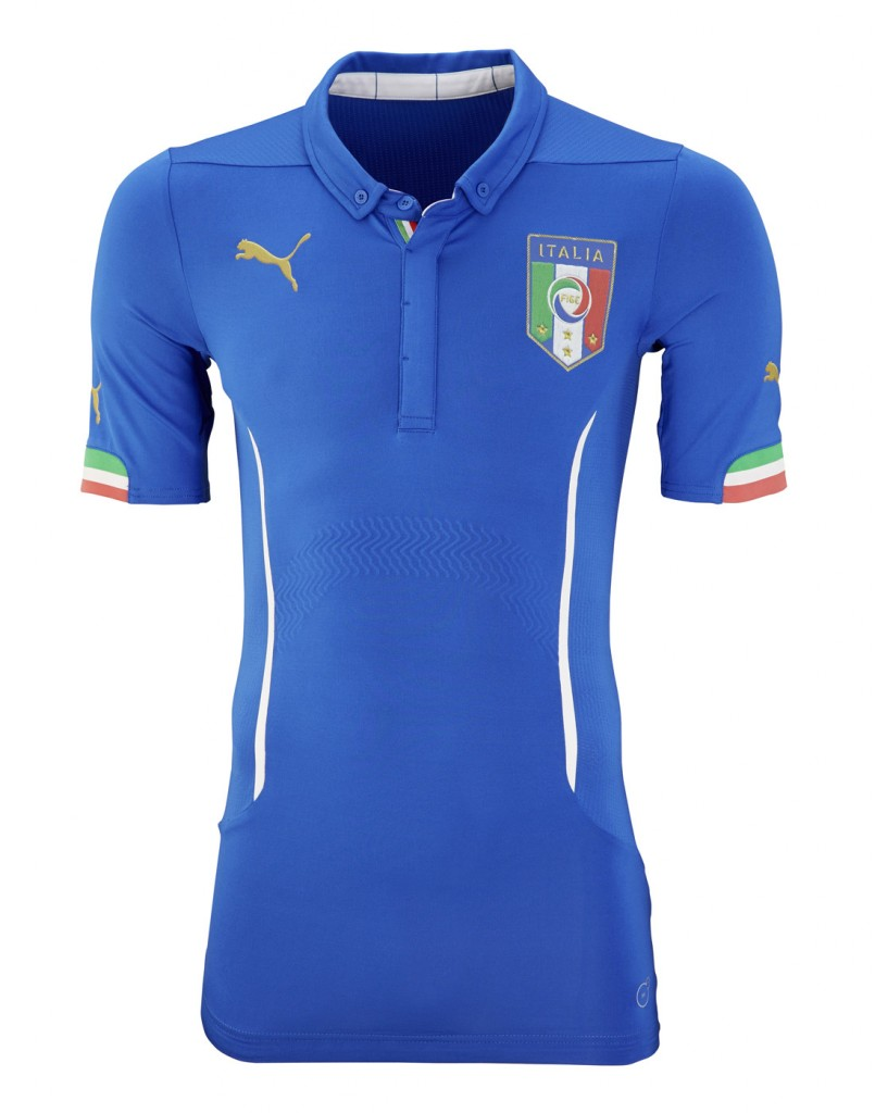 Life Style Sports- Puma Adult Italy Home Jersey- E64