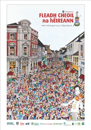 ZFleadh finished