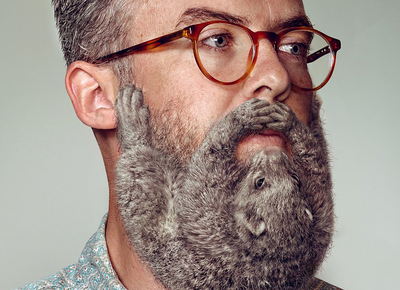 schick-free-your-skin-animal-beards-designboom-03