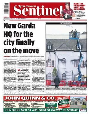 Connacht Sentinel July 8