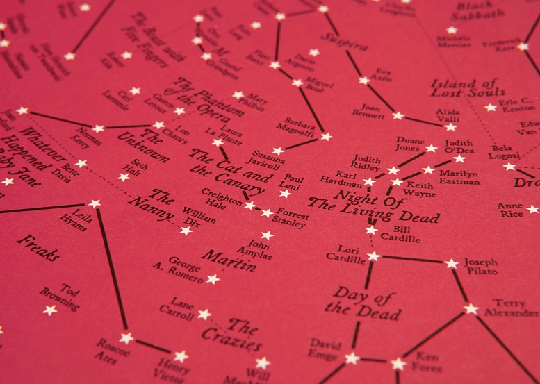 Dorothy_0055B Horror Star Chart Open Edition_C