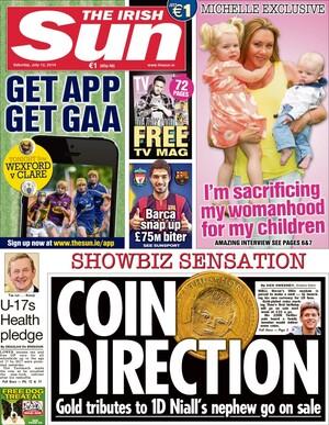SUN: SUN-PAGES-NEWS  [1RM] ... 12/07/14