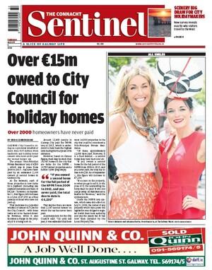 Connacht Sentinel Aug 5