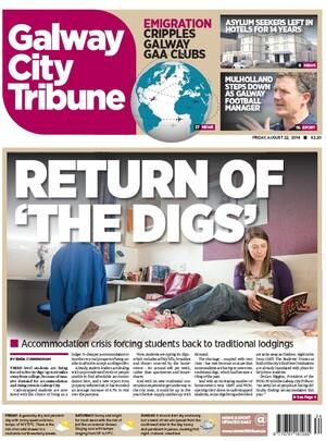 Galway City Tribune Aug 22