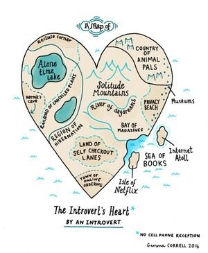 Introverts-Heart