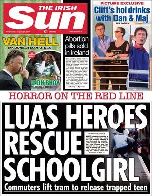 SUN: SUN-PAGES-NEWS  [1RM] ... 27/08/14