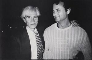Andy-Warhol-and-Bill-Murray-1981