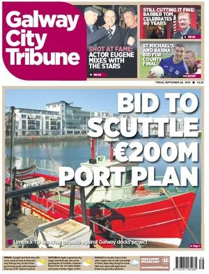 Galway City Tribune Sept 26