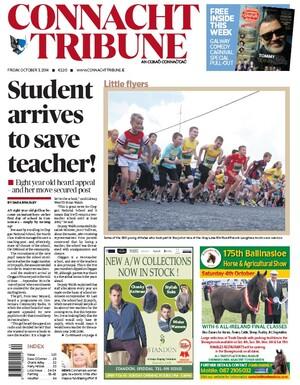 Connacht Tribune Oct 2