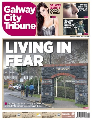 Galway City Tribune Oct 31
