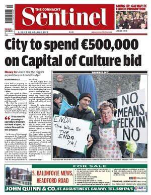 Connacht Sentinel Nov 4