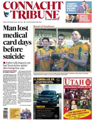 Connacht Tribune Nov 26