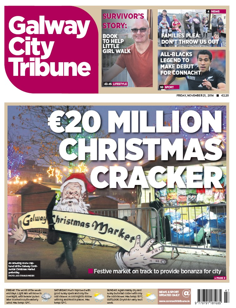 Galway City Tribune Nov 21