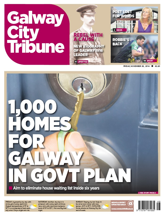 Galway City Tribune Nov 28